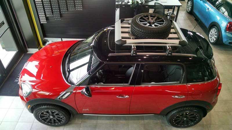 Lifted Red Mini Cooper Countryman 1 Mini Cars For Sale Mini Cooper Countryman Mini Cooper Custom