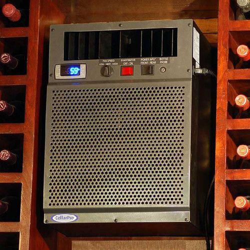 Cellarpro 3200vsi Cooling Unit 1616 Wine Cellar Cooling Unit Home Wine Cellars Wine Closet
