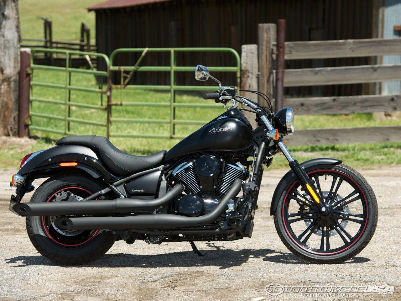 2012 Kawasaki Vulcan 900 Custom Comparison Photo Gallery ...