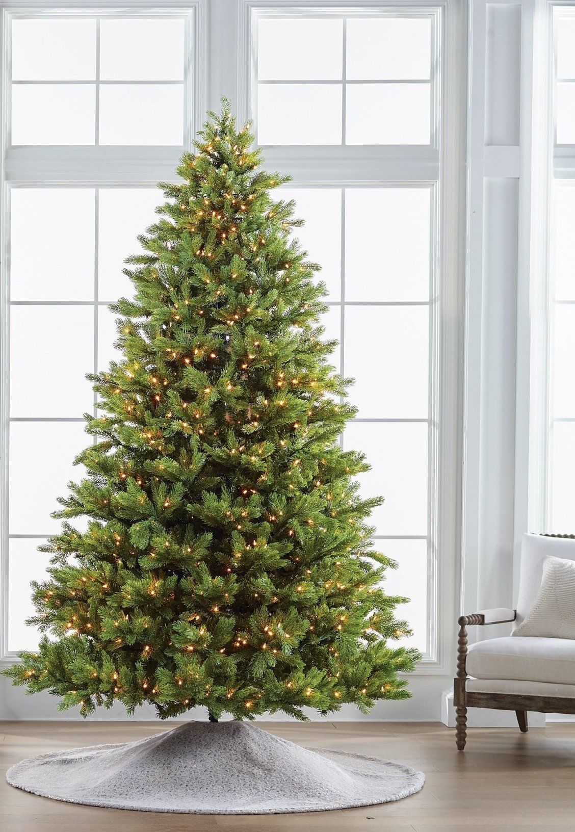 So Verdant And Densely Layered Your Balsam Fir Tree Will Have Even The Most Discerning Holiday Guests Thinking It Is Balsam Fir Holiday Decor Balsam Fir Tree
