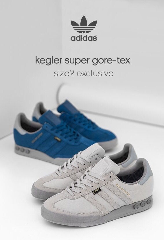 Size  x adidas Originals Kegler Super  Gore-tex   1fe37b1fb