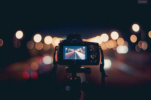 through the lense
