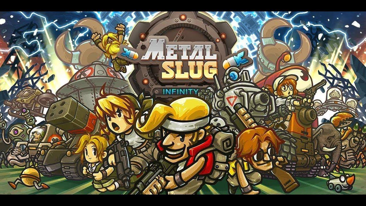 Metal Slug Infinity android game first look gameplay