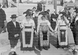 costume di Campochiaro