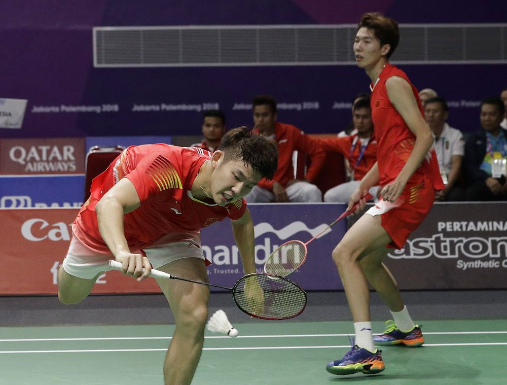 Denmark Makes Racket Over Match Fixing Chinese Badminton Players Badminton Players Match