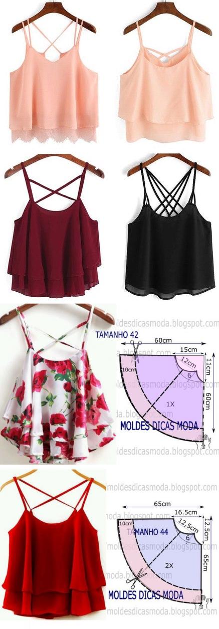 La costura | los patrones simples | las cosas simples // Taika ...