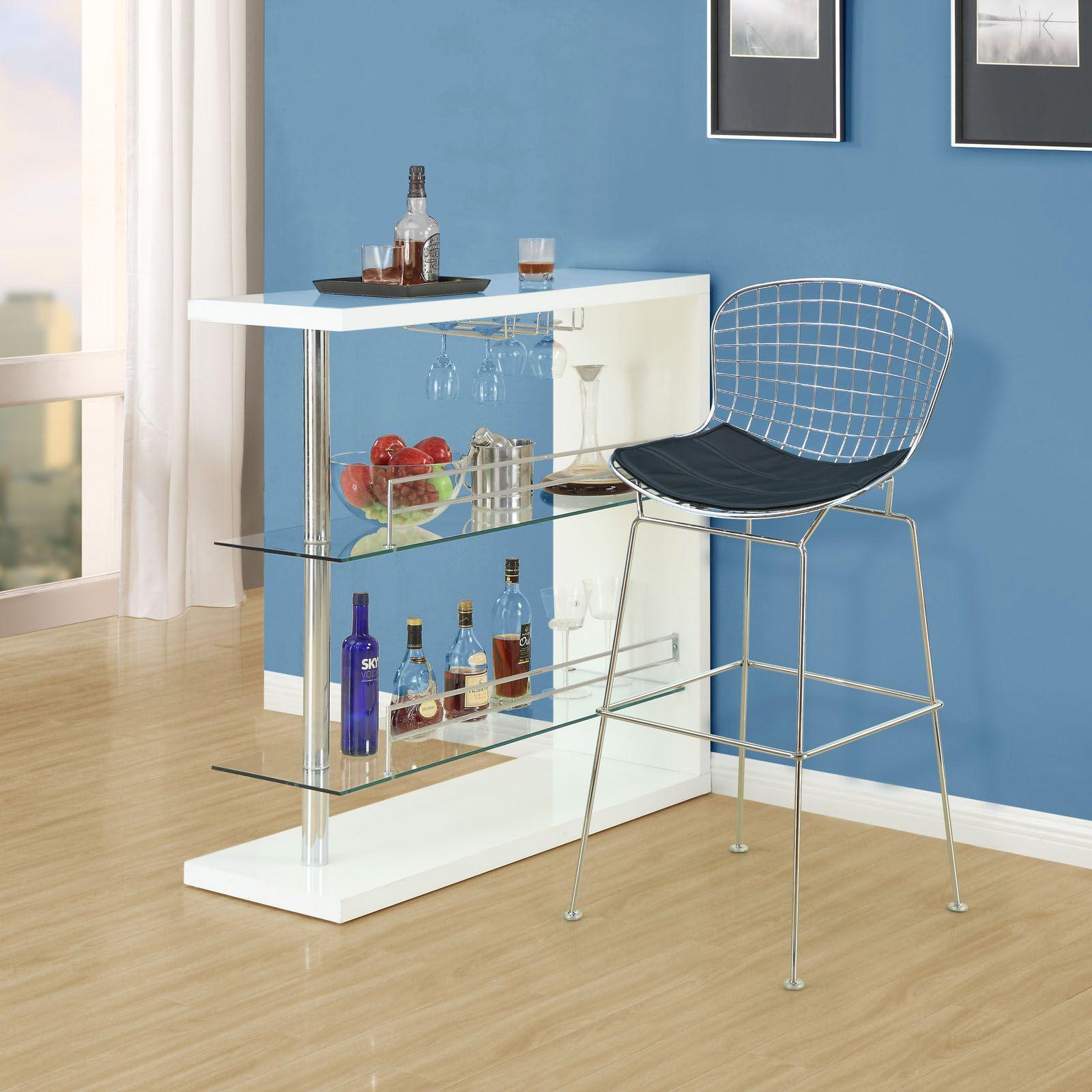 Bertoia Counter stool Design Harry Bertoia, 1952 Welded steel rods ...