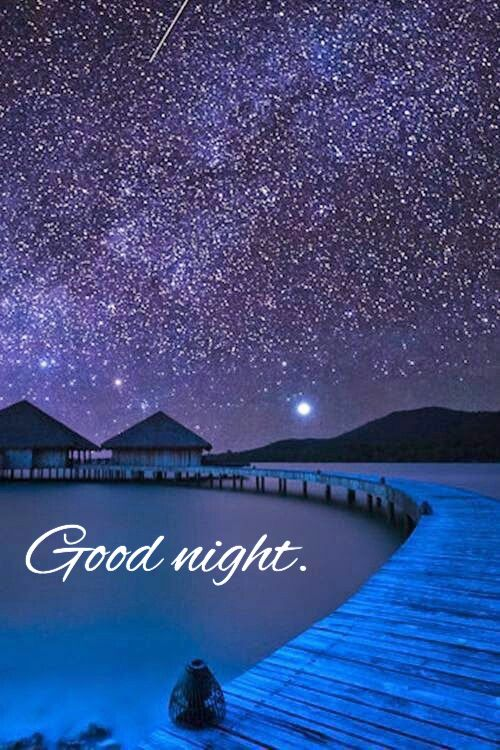Beautiful Good Night Graphics 8