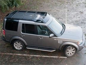 Land Rover Discovery, Roof Rack, Bike Rack, Land Rovers, 4x4, Jeeps