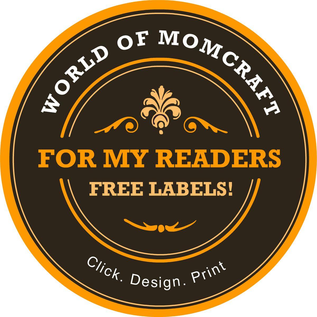 free custom mason jar label maker world of momcraft With jar label maker online free
