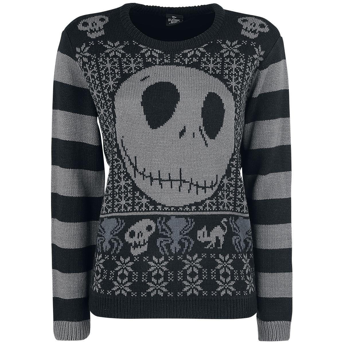 Jack Skelington Christmas Sweater - Christmas jumper by The ...