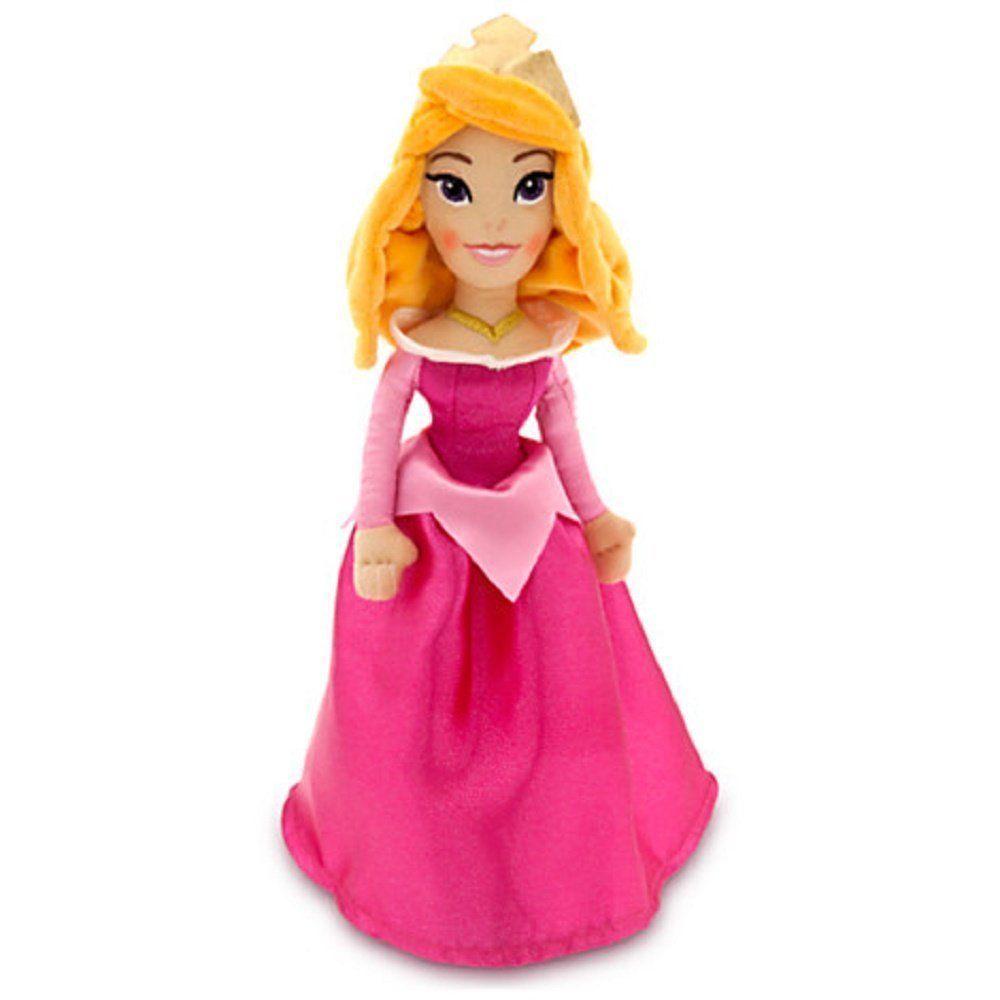 disney princess aurora mini bean bag plush doll 12 sleeping beauty