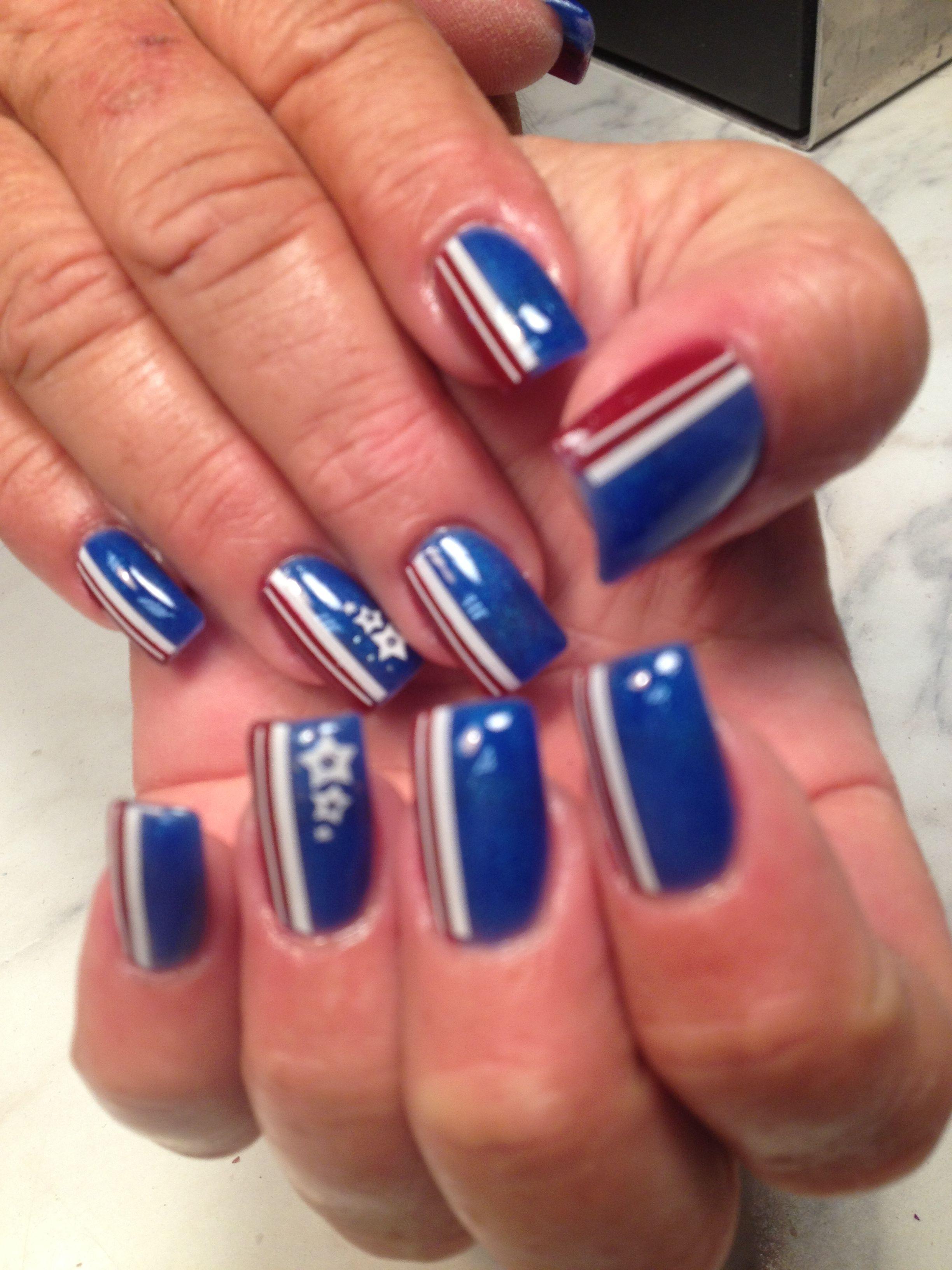 America !! | nails. beauty | Pinterest