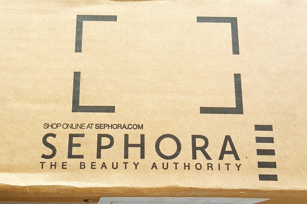 Ordering from Sephora Online from South Africa in 2020