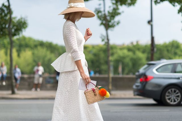 Street Style from the Paris Couture Collections