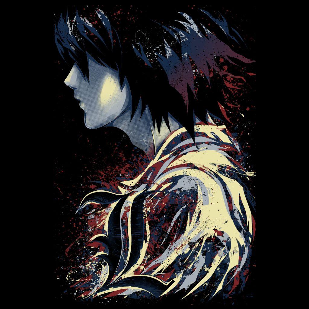 Lawliet L Ryuzaki www.TeeTee.eu Death note l