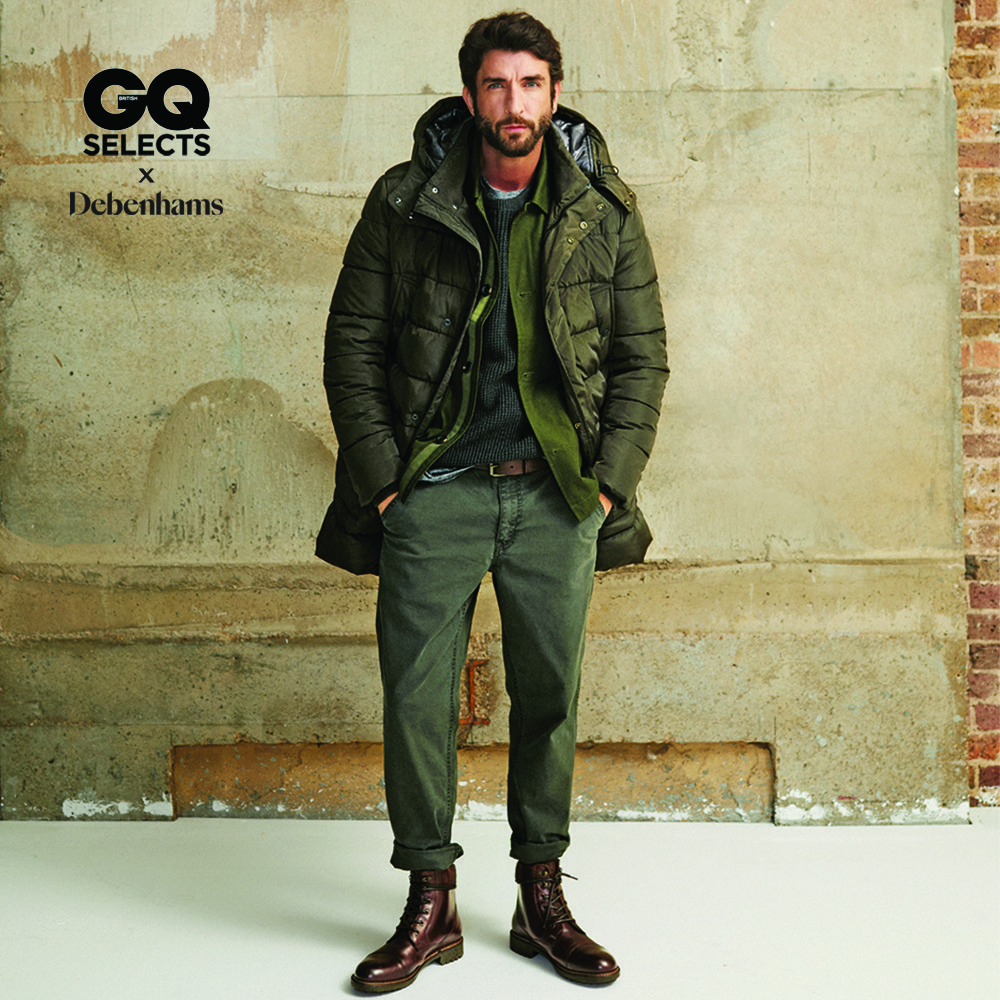 debenhams barbour