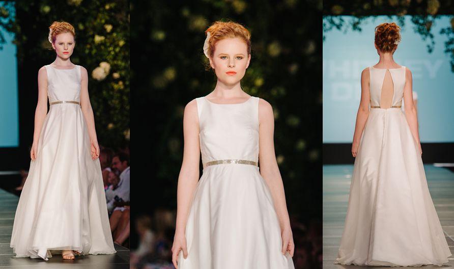 Whitney Deal | Bridal 2014 Runway