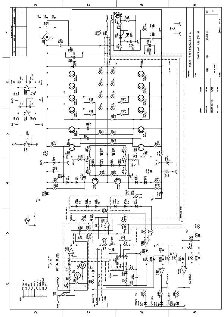 subwoofer amplifier circuit diagrams download wiring diagram Subwoofer Amplifier Gate Driver Circuit click on the link for free download! this picture is a preview of subwoofer amplifier circuit diagrams