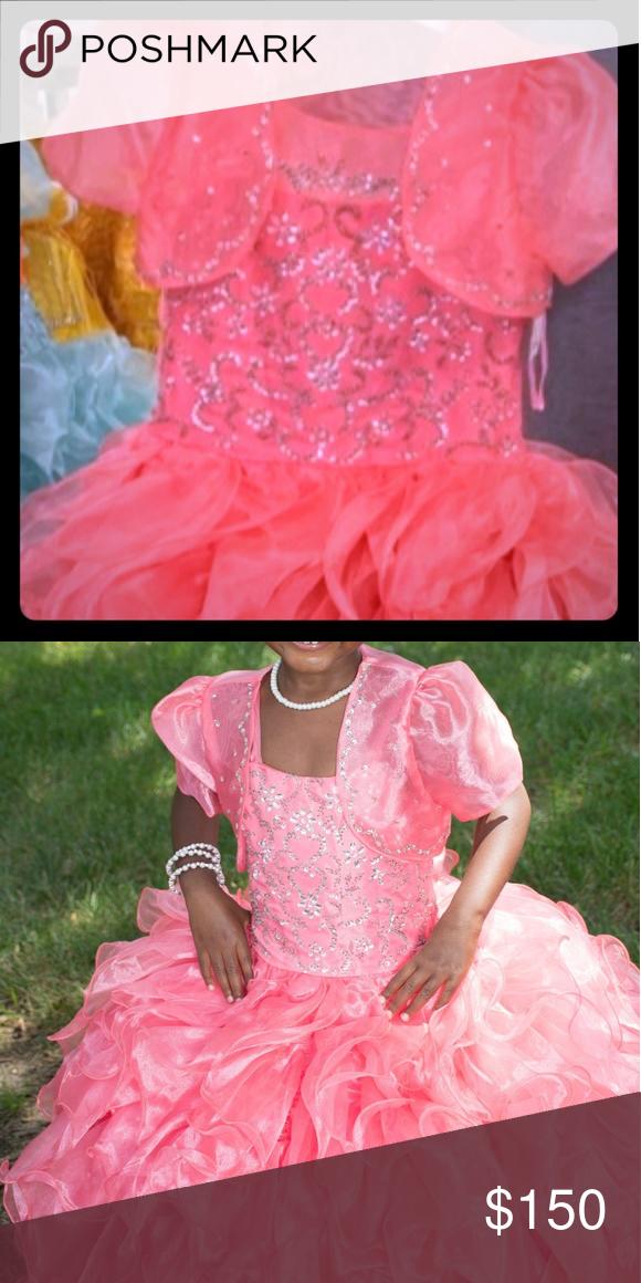 Toddler wedding, pageant, flower girl, dress Flower girl