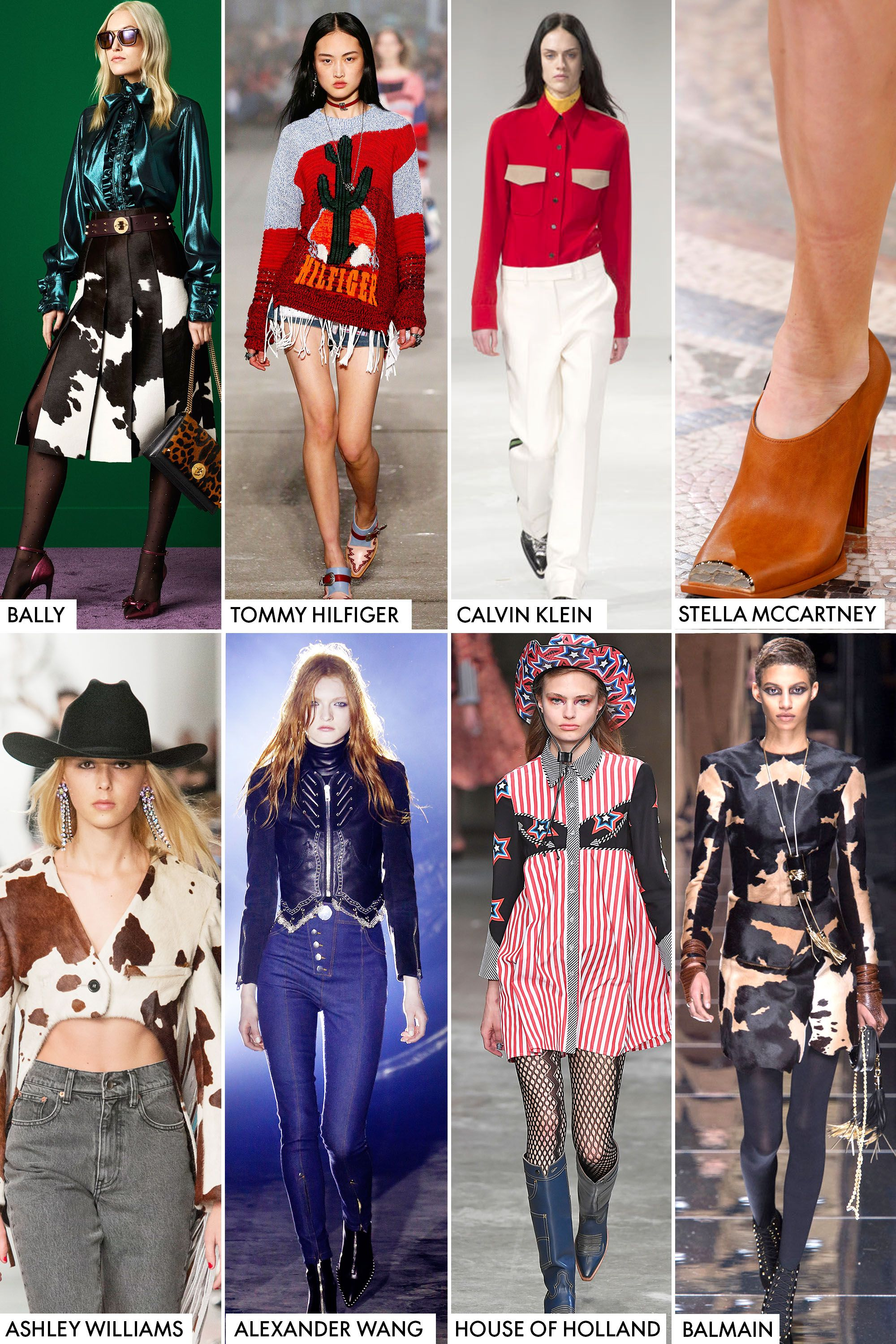 3ef2a3fe20 A Complete Guide to Fall 2017's Top Runway Trends | WOMEN'S STYLE ...