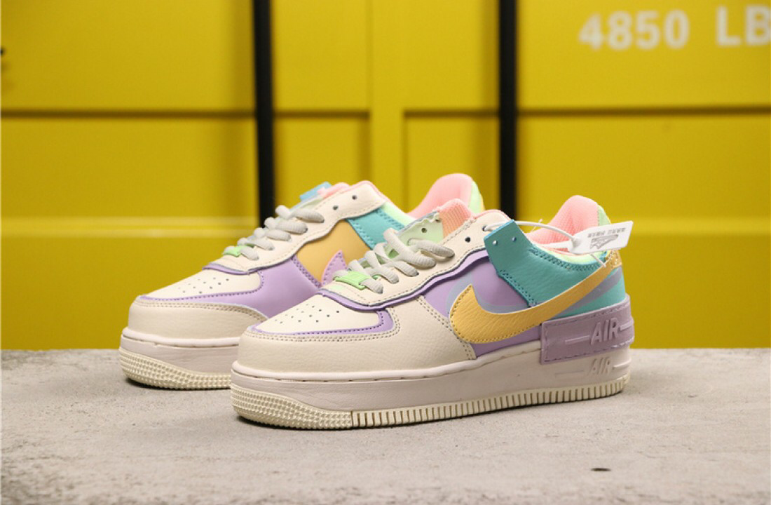Nike Air Force 1 Low Easter Vibes Shadow Pale Ivory CI0919
