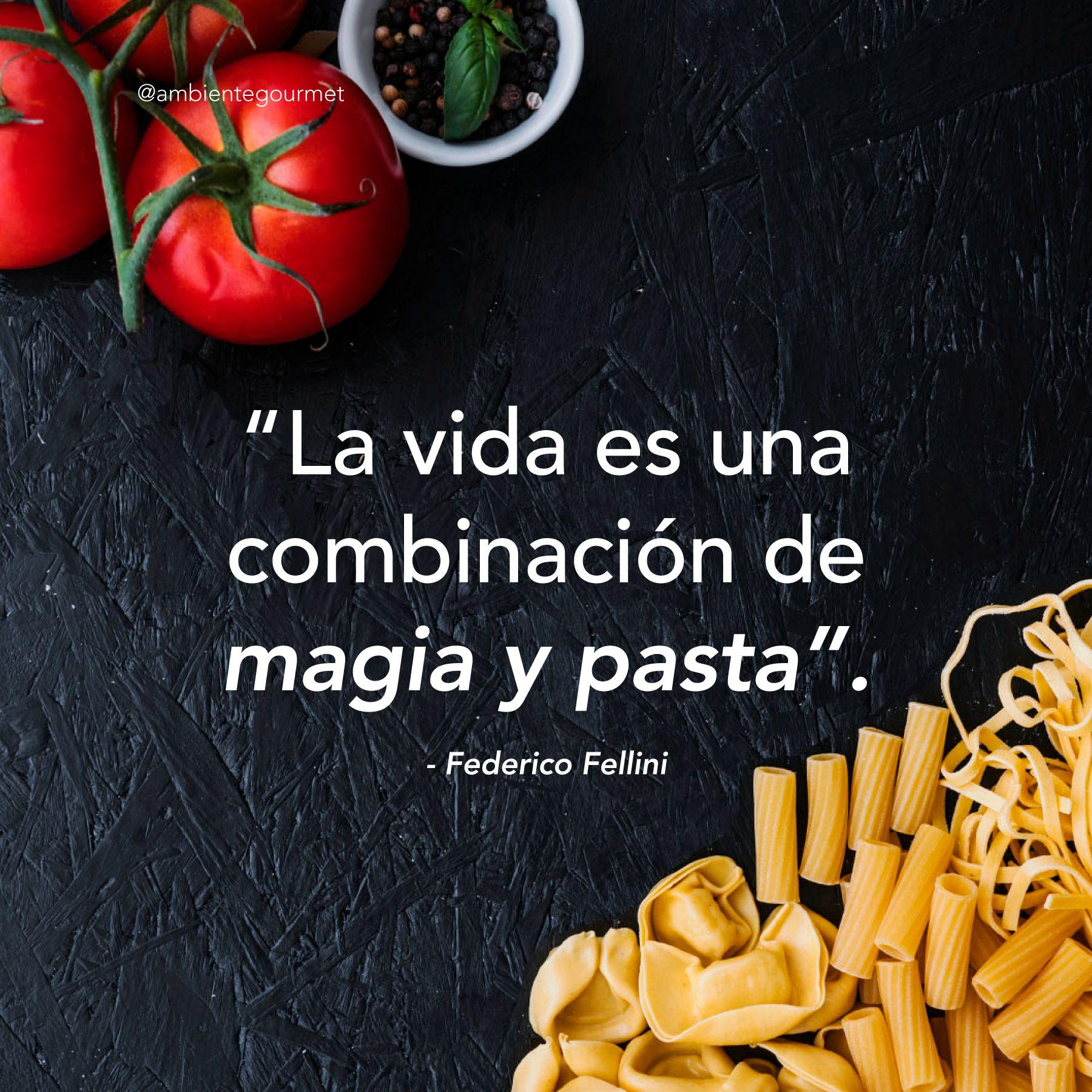 Frases De Cocina La Vida Es Una Combinación De Magia Y