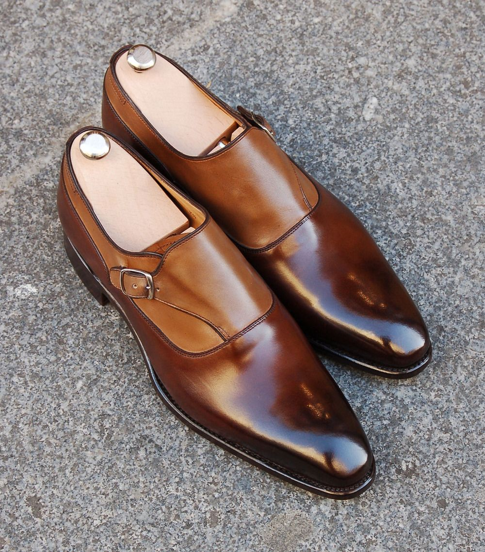 custom men's dress shoes