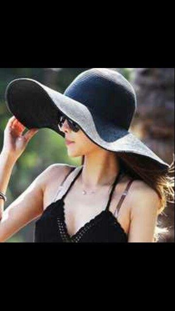 Elegancia Large Brim Hat 6e1eeb8e5531