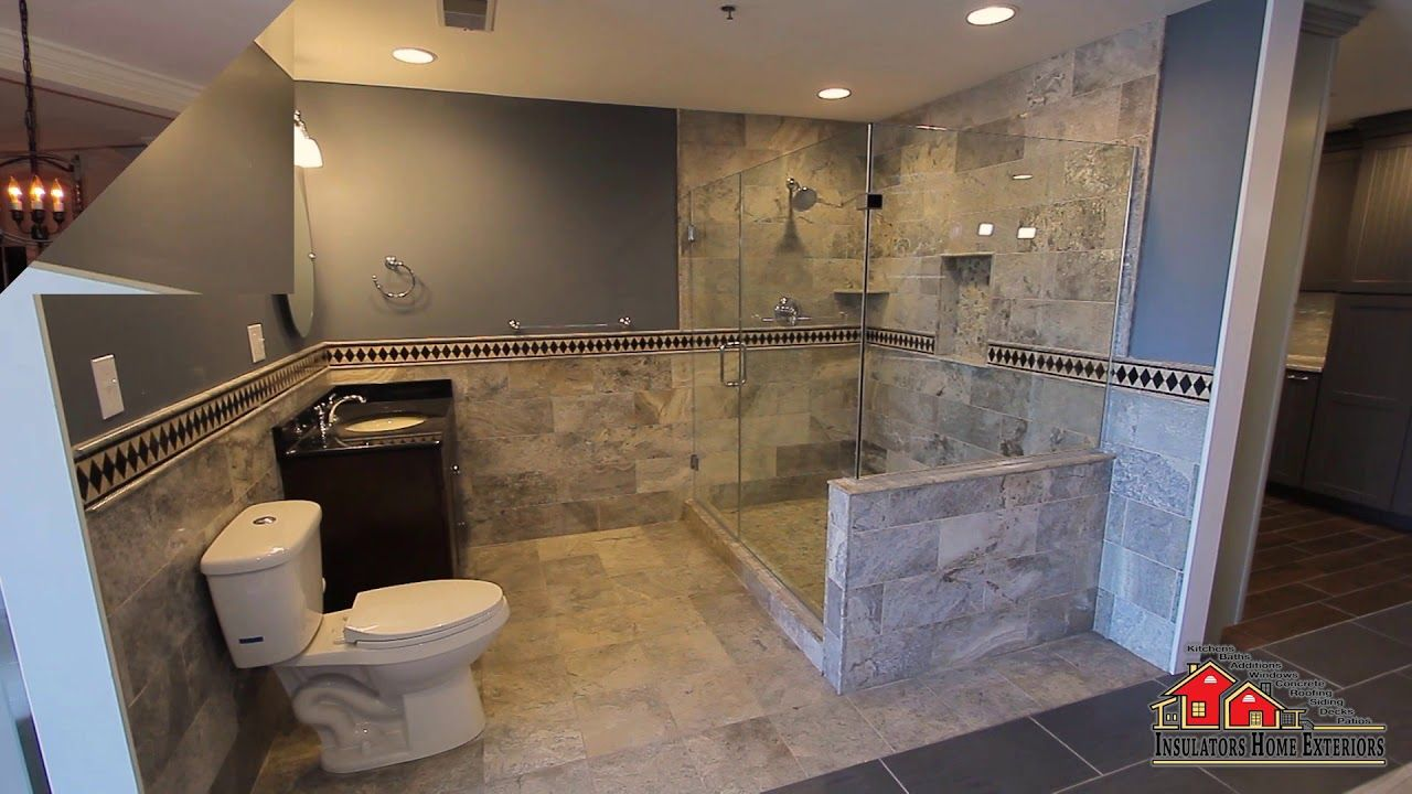Bethesda Bathroom Remodeling Bathroom Remodeling Bethesda Maryland Bathrooms Remodel Remodel Home [ 720 x 1280 Pixel ]