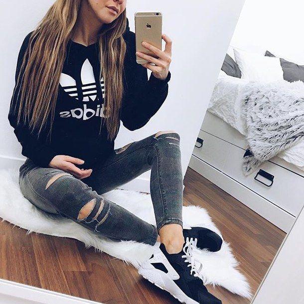 fashion style girl tumblr 2016