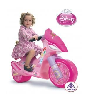 Injusa 6878. Moto Scooter Princesas Disney. Motor 6v. +3 años