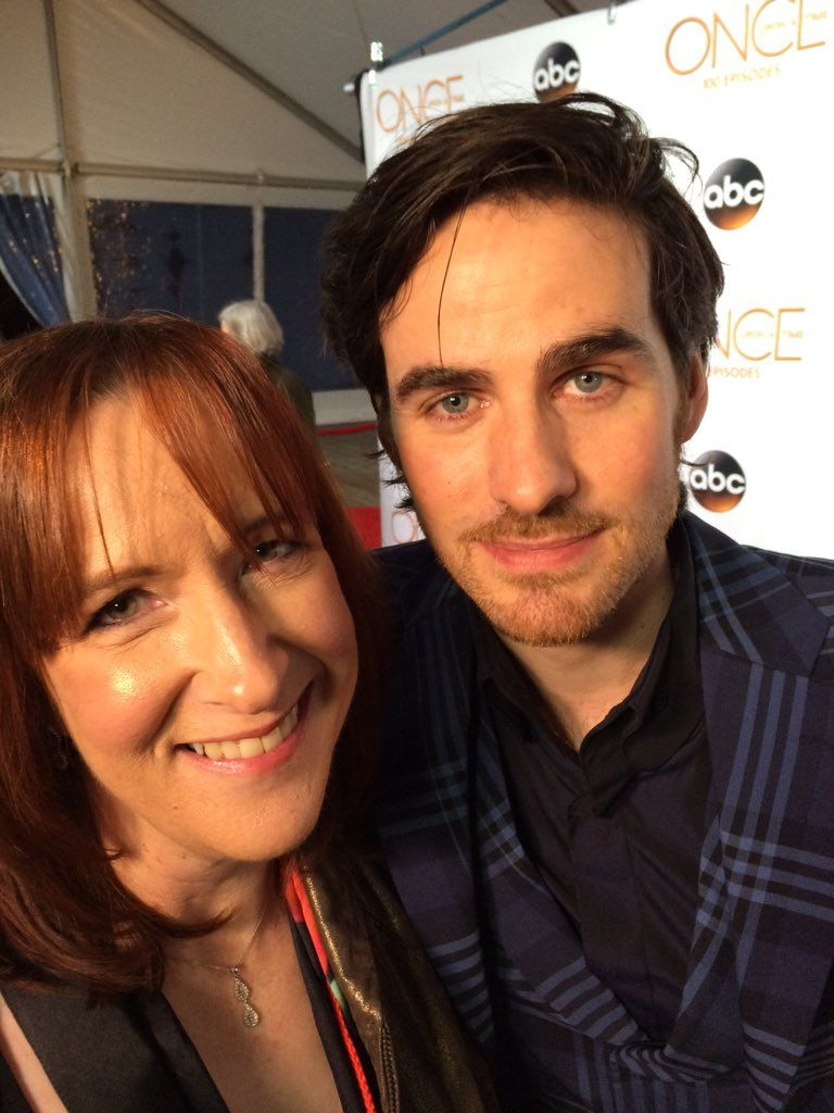 """Actor Colin O'Donoghue the 100th episode celebration of """"Once Upon A Time"""" at Storybrooke Cannery on February 20, 2016 in Vancouver, Canada."""