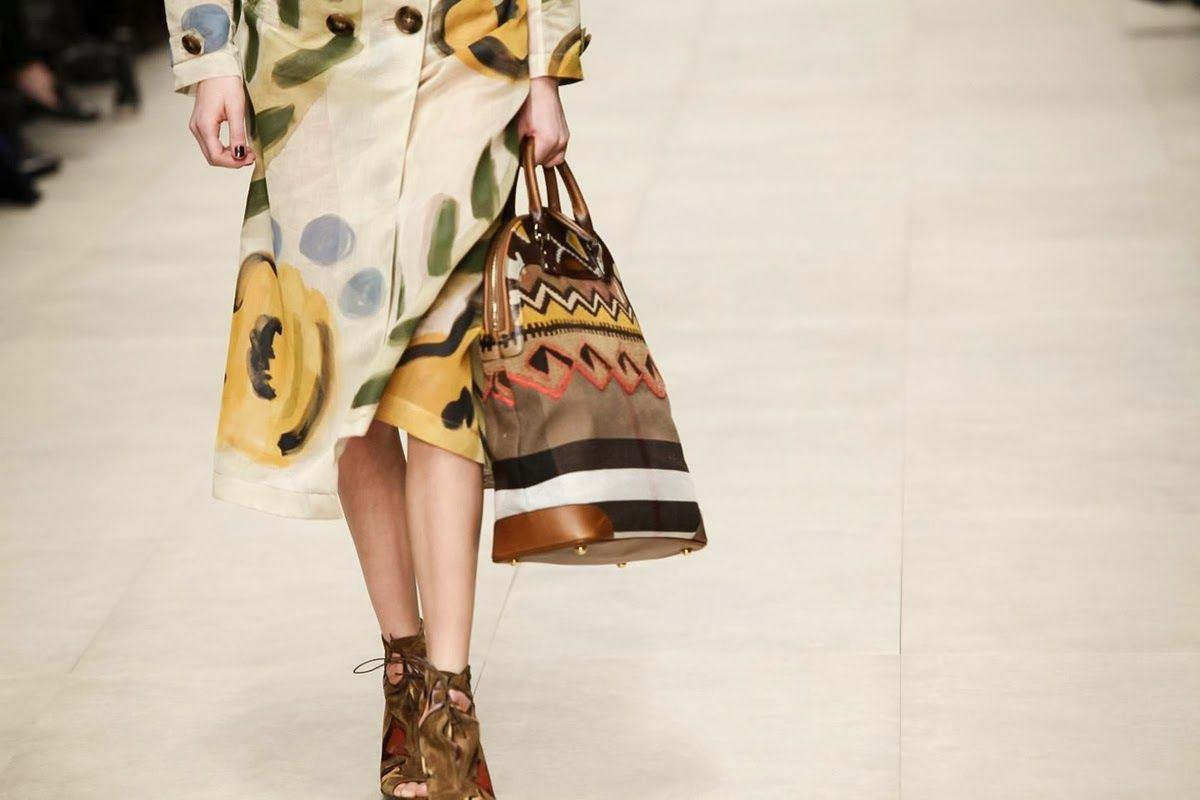 Mis Queridas Fashionistas: Burberry Prorsum Ready To Wear Fall/Winter 2014 - London Fashion Week