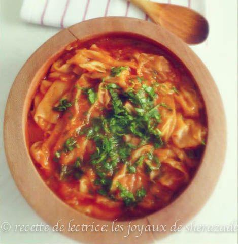 Plat Kabyle Aftir Oukassoul Recette La Cuisine Algerienne