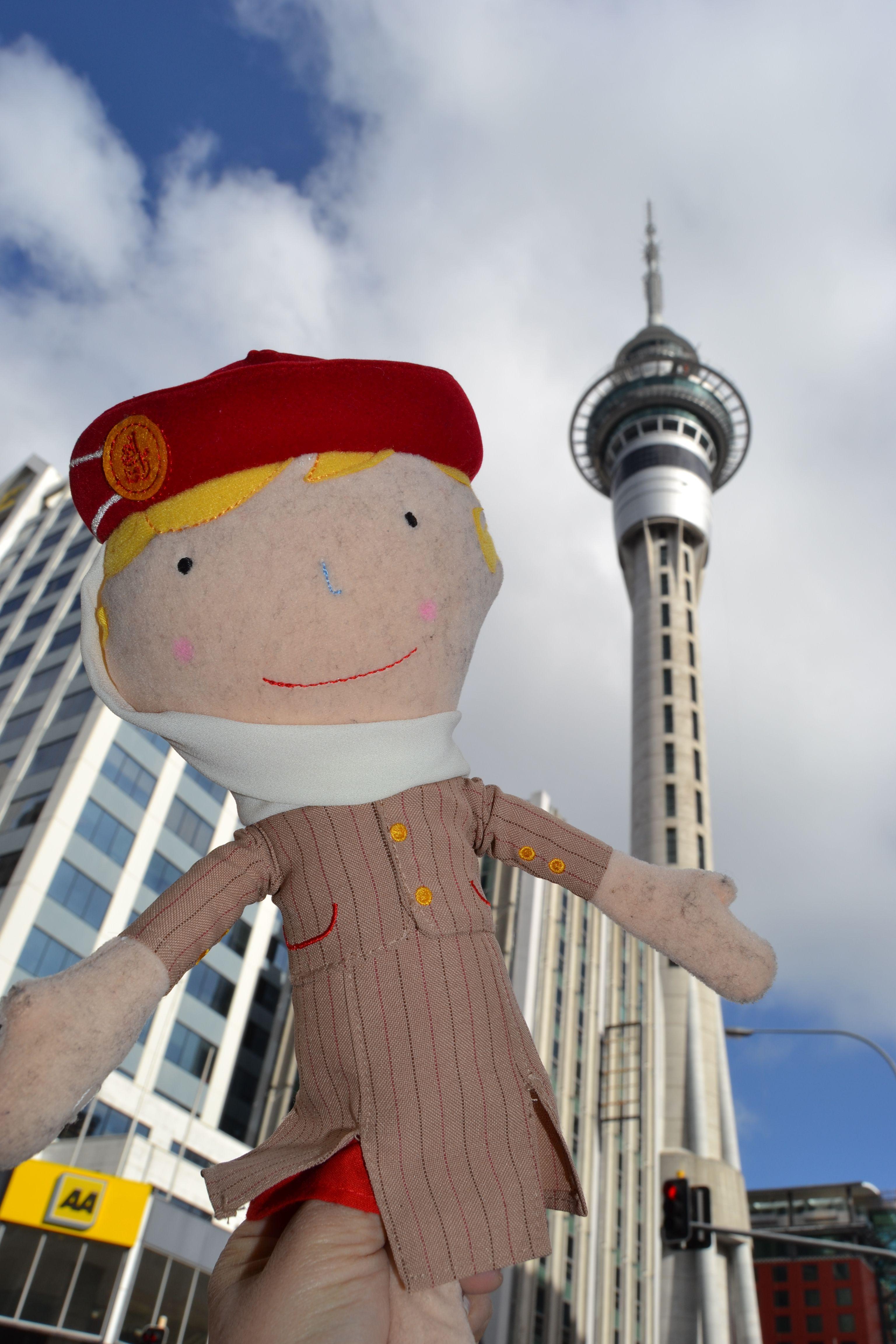 Auckland, New Zealand. August 2015