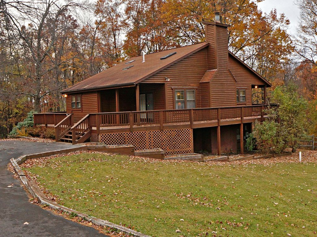 rentals haven mystic cabins vacation lake deep cabin creek trail