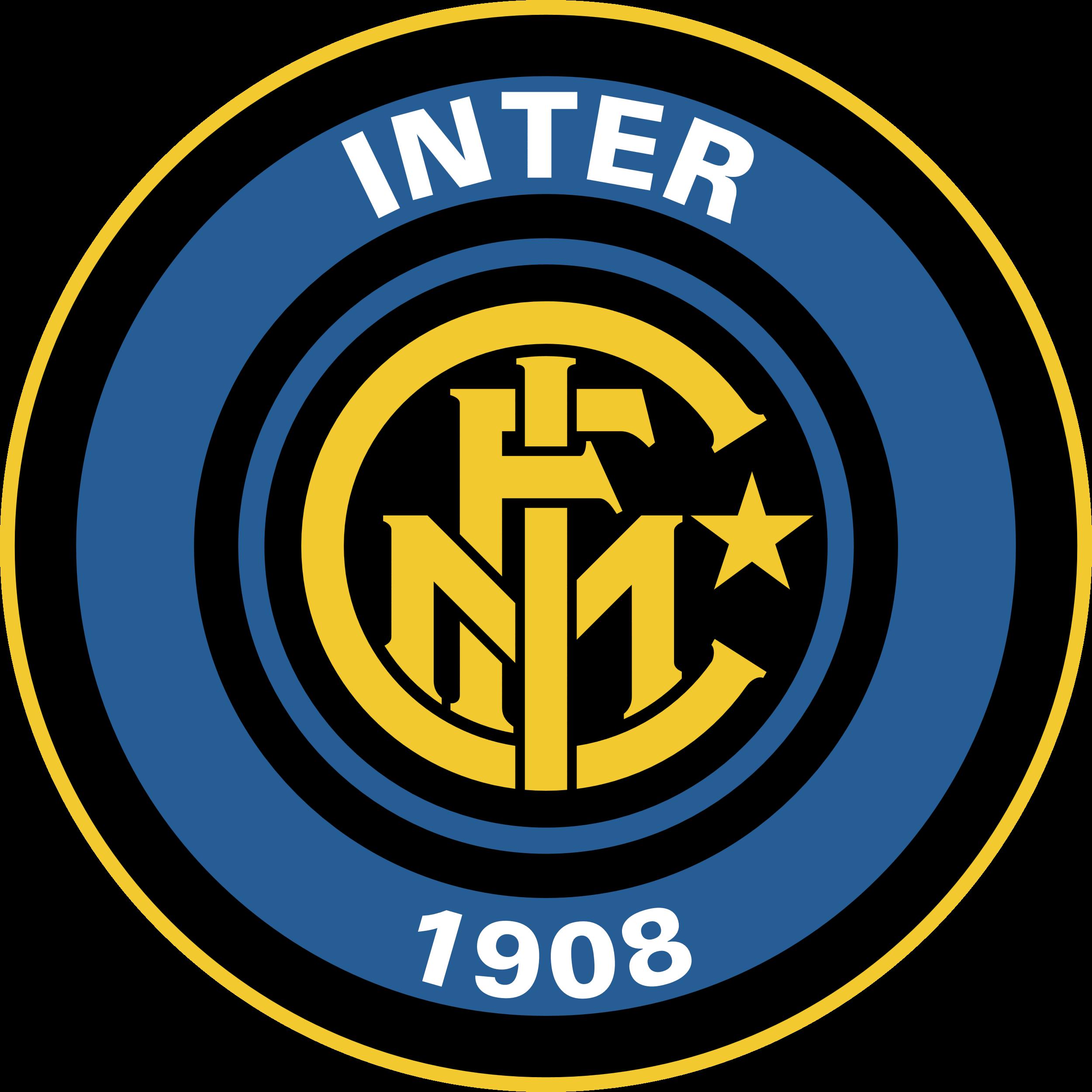 FOOTBALL CLUB INTERNAZIONALE MILANO (com imagens) | Escudos de ...