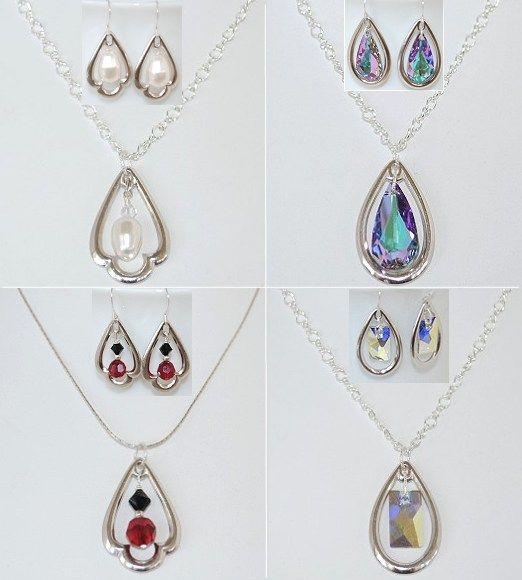www.BestBuyBeads.com - New Item Just In Today!! Pendant Frames are now available in 2 styles and 2 sizes. These sophisticated designs can all be made with just a few components. More information can be found on our Idea Page: http://www.bestbuybeads.com/ideapage.asp