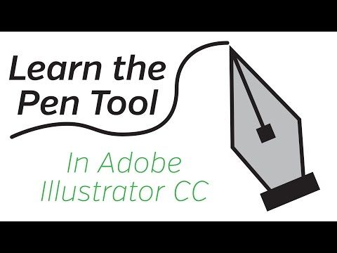 Learn How to Draw Using the Pen Tool in Adobe Illustrator