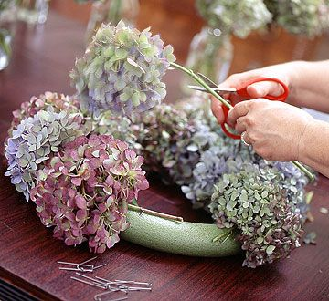 Photo of How to Dry Hydrangeas for Gorgeous Floral Decor