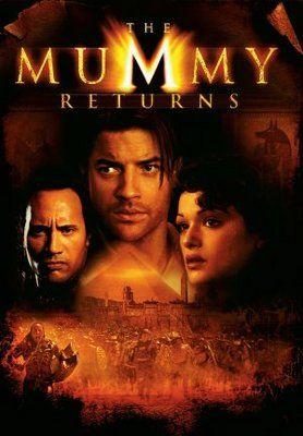 The Mummy Returns Poster Posteres De Filmes Filmes Todos Os Filmes