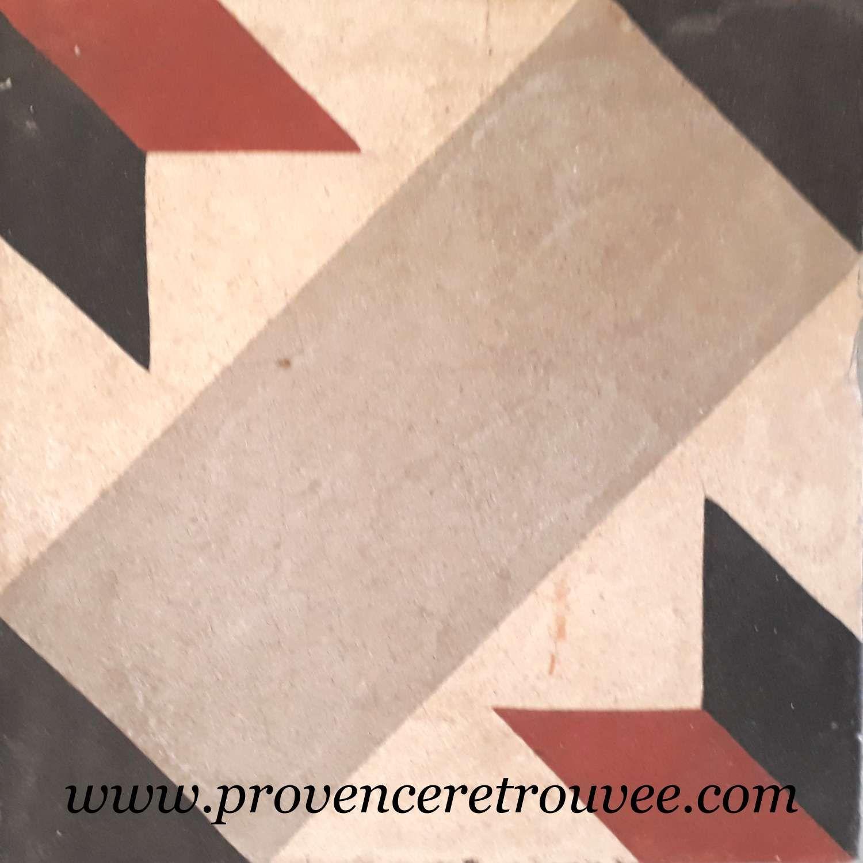 Carrelages Ciment Anciens Carreaux Colores A Motifs Unis Damiers Et Frises Carreaux De Ciment Anciens Carreau De Ciment Ciment