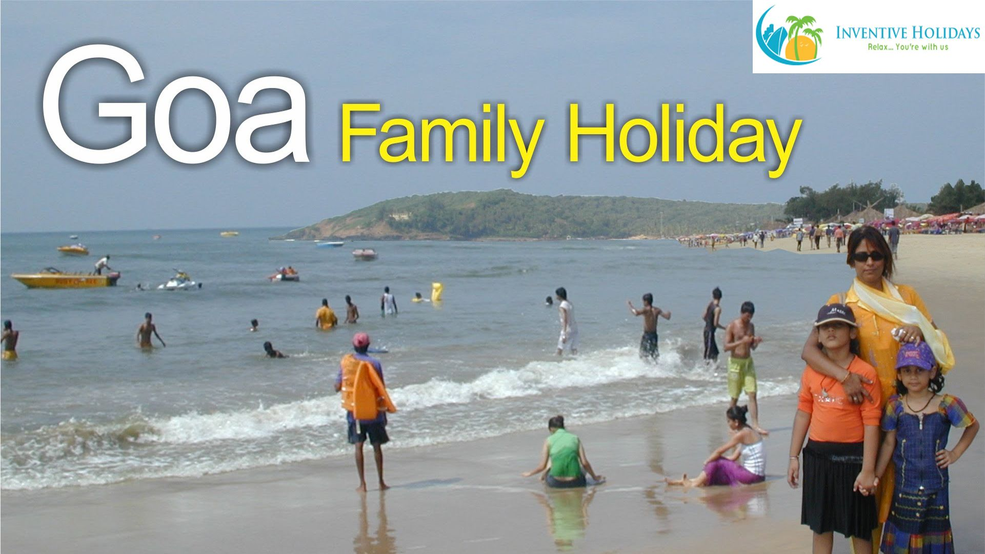 Family holiday packages in Goa Book Family Holiday