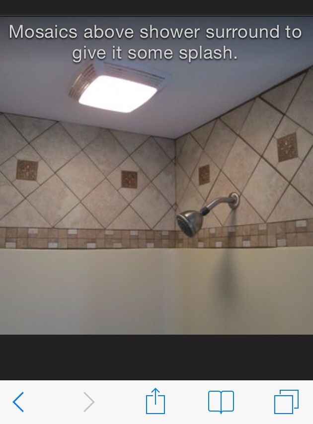 acrylic tubs and showers tile above shower surround bathroom pinterest bath house