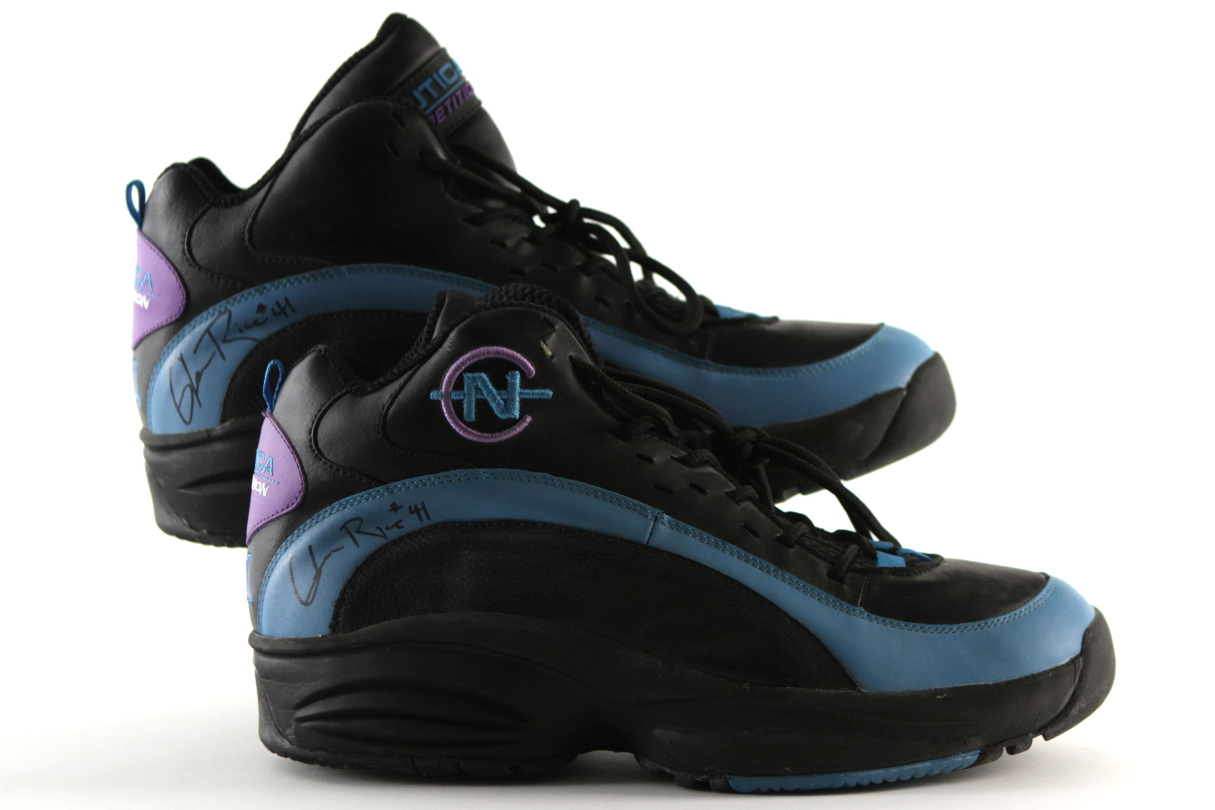 90s nautica competition shoes glen rice