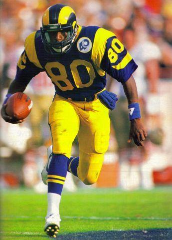 Los Angeles Rams Wr Henry Ellard Los Angeles Rams Rams Football Nfl History
