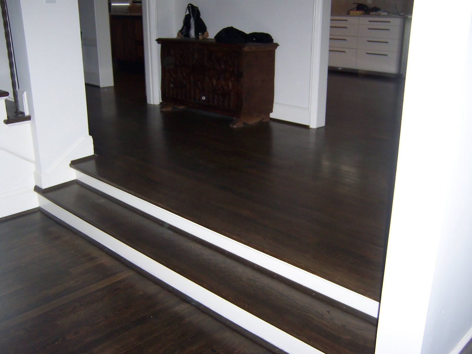 Ebony Stained Floors With Images