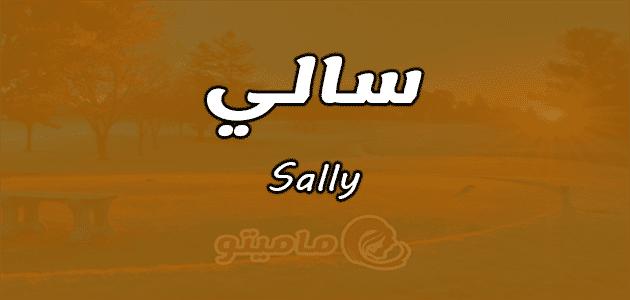 معنى اسم سالي Sally وصفات حاملة الإسم Cute Gif Meant To Be Names