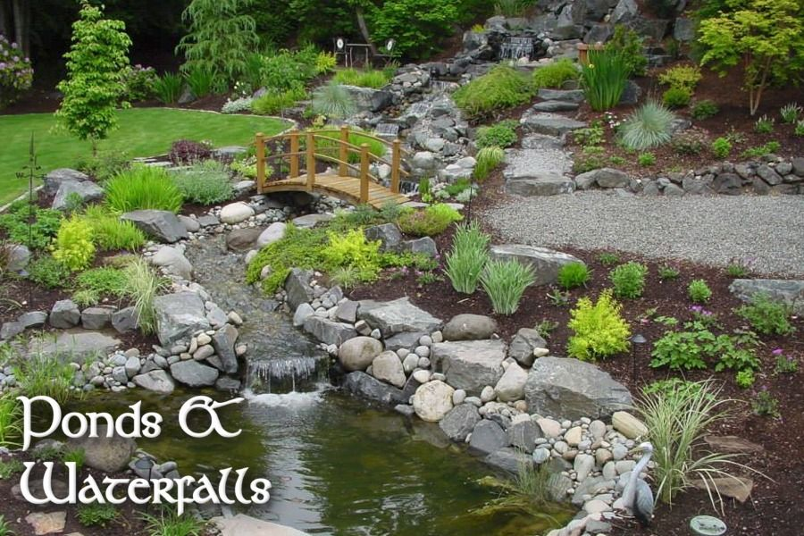 Erin Rockery Landscaping, Stone, Pavers, Fountains and